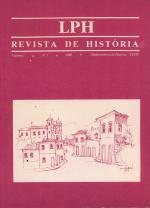 LPH REVISTA DE HISTÓRIA. Volume1 / Nº1 / 1990 • Departamento de História UFOP