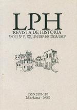 LPH REVISTA DE HISTÓRIA. Volume13 / 2003 • Departamento de História UFOP