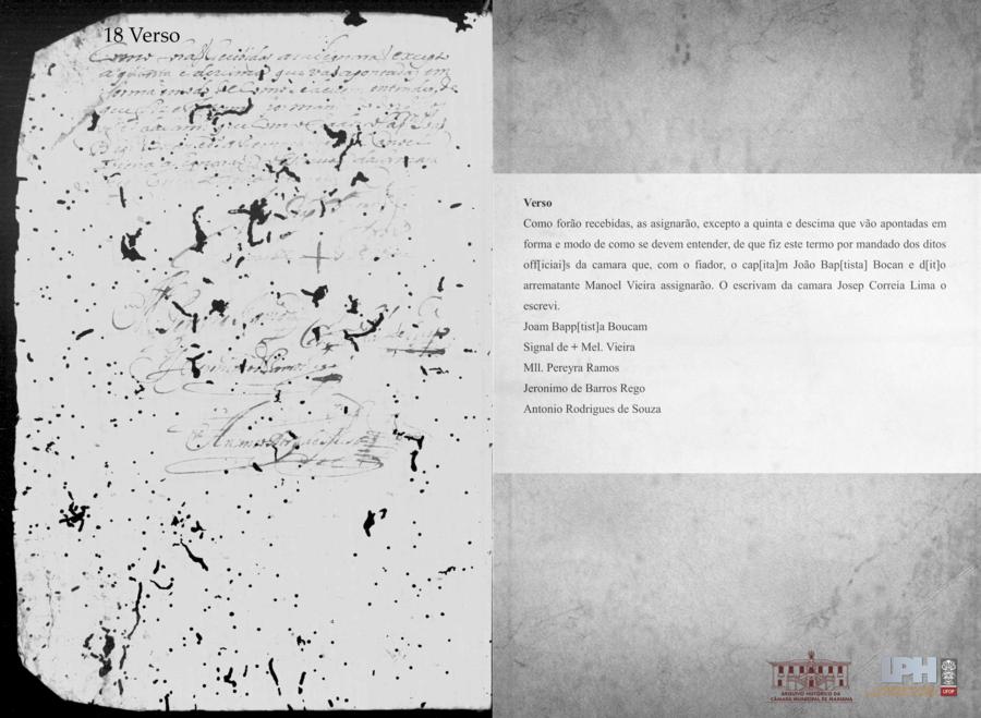 18 Verso