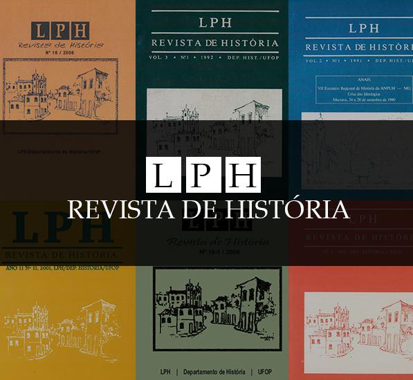 Logo LPH Revista