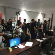 Alunos da Universidade do Estado da Bahia (UNEB)